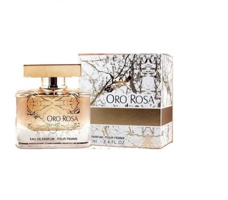 Fragrance World Oro Rosa 100ml