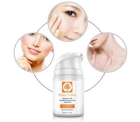 Pretty Cowry Vitamin C Face Cream 50ml