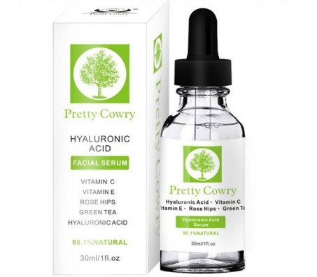 Pretty Cowry Hyaluronic Acid Serum 30ml