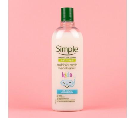 Simple Kids' Bubble Bath 400ml