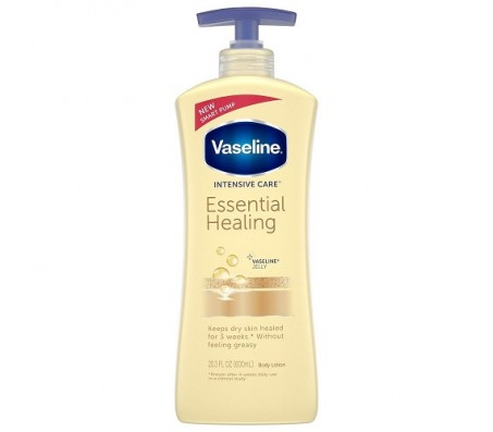 Vaseline Intensive Care Essential Healing Body Lotion 600ml