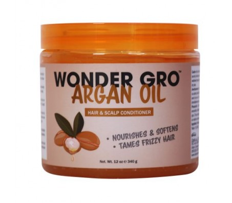 Wonder Gro Hair Gro Argan Oil Conditioner 340g