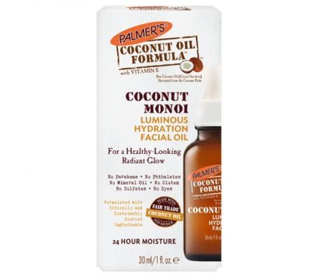 Palmer's Coconut Monoi Luminous Hydration Facial Oil 30ml