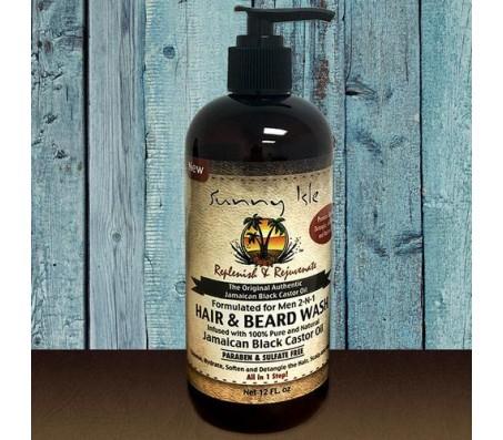 Sunny Isle Hair & Beard Wash