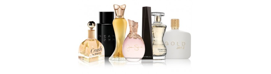 Celebrity Fragrances