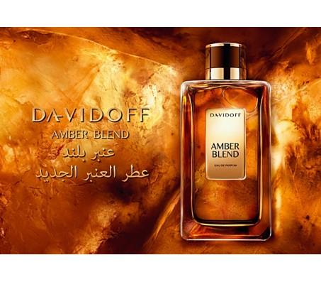 Davidoff Amber Blend Unisex Eau De Parfum 100ml