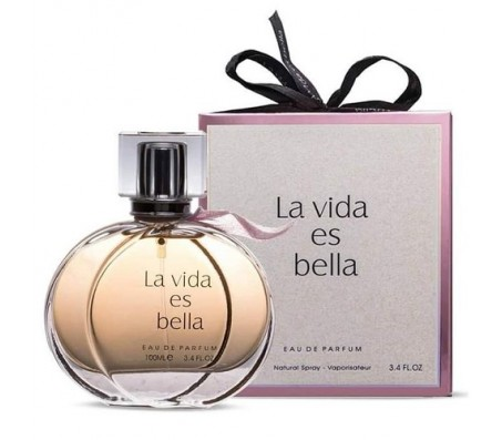 Fragrance World La Vida Es Bella 100ml