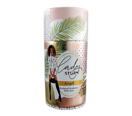 Storm Lady Body Perfumed Deodorant Body Spray 250ml