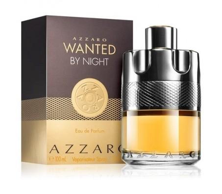 Azzaro Wanted by Night Edp100ml