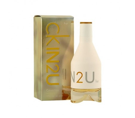 Ck In2U for Her Edt 100ml