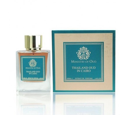 Ministry of Oud Oud Thailand Oud in Cairo Edp 100ml