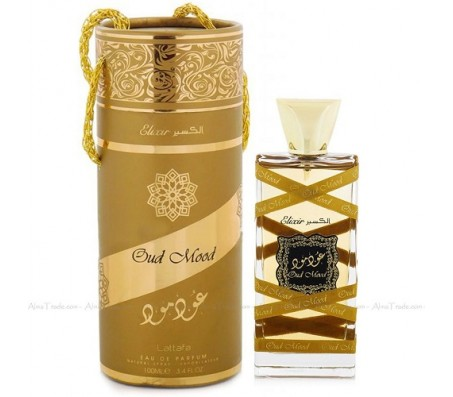 Lattafa Oud Mood Elixir 100ml