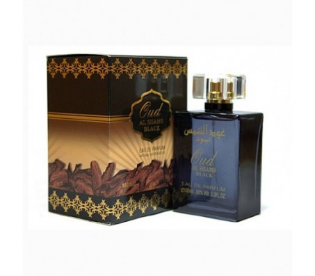 Oud Al Shams Black Original Perfume by Abeer 100ml