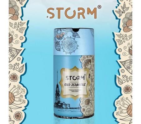 Storm Oud Instanbul Perfumed Body Spray 250ml