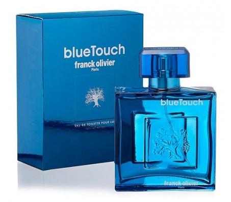 Frank Olivier Blue Touch Eau De Toillette - 100ml