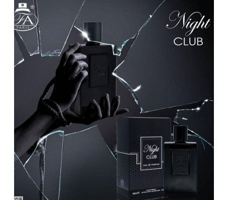 FA Paris Night Club Edp 100ml