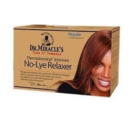 Dr Miracles Thermalceutical Intensive No Lye Relaxer