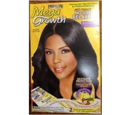 Profectiv Relax And Refresh Mahogany Brown No Lye Relaxer 0
