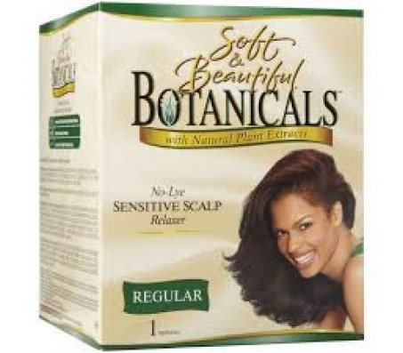 Soft & Beautiful Botanicals Relaxer Regular