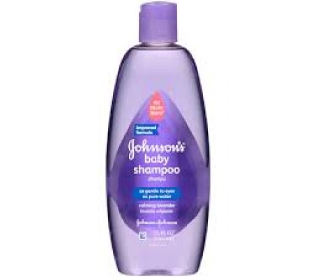 Baby Shampoo with Calming Lavender