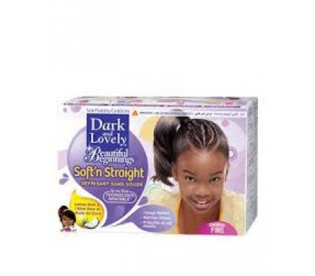 Dark And Lovely Beautiful Beginnings Relaxer