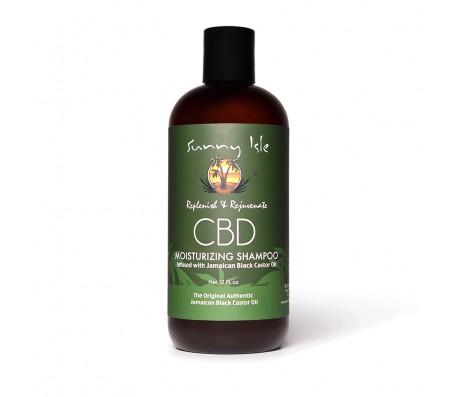 Sunny Isle CBD Moisturizing Shampoo - 12oz