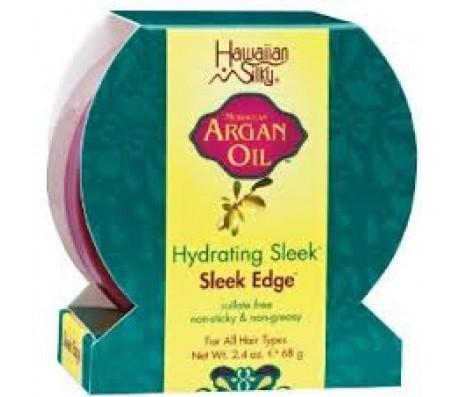 Hawaiian Silky Moroccan Argan Oil - Hydrating Sleek - Sleek Edge Gel