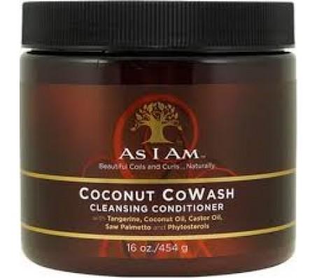 As I AmCoconut Cowash Cleansing Conditioner