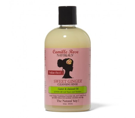 Camille Rose Sweet Ginger Cleansing Rinse - 355ml