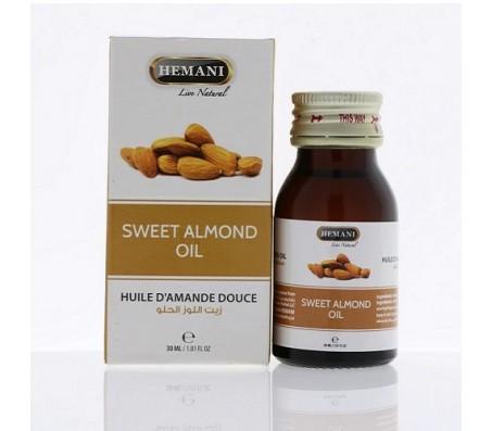 Hemani Sweet Almond Oil 30ml