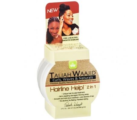 TALIAH WAAJID HAIRLINE HELP Hairline Help 2 In 1 Curls, Waves & Naturals 4.0oz.