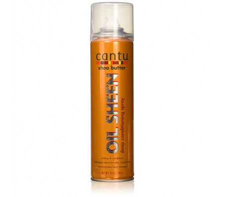 Cantu Shea Butter Deep Conditioning Oil Sheen Spray 10oz