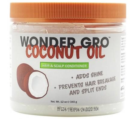 Wonder Gro Hair Coconut Oil Conditioner 340g