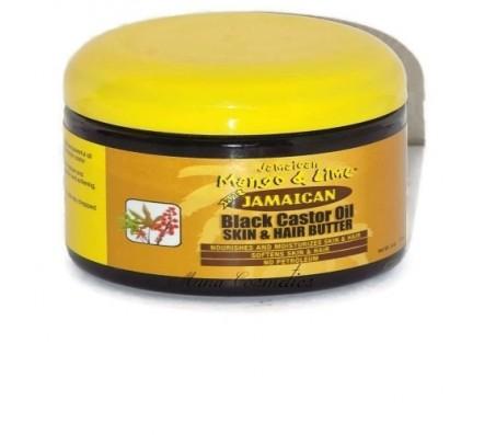 Black Castor Oil Skin & Hair Butter - 177ml