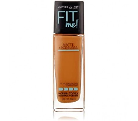 Maybelline Fit Me Matte Poreless Foundation - Coconut, 355, 30ml