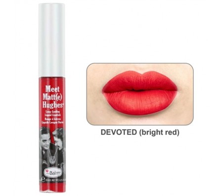 The Balm Meet Matt(e) Hughes Liquid Lipstick - Devoted