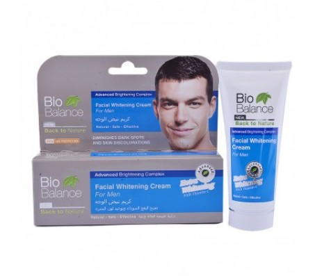 Bio Balance Facial Whitening Cream For Men | 60ml