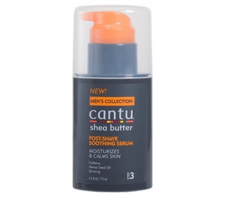 Cantu Shea Butter Post Shave Soothing Serum 75ml