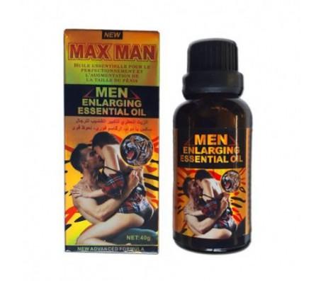 Max Man Penis Enlargement Oil - 30ml