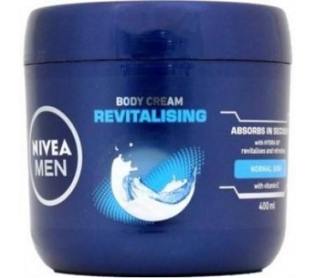 Nivea Men Revitalising Body Cream 400ml
