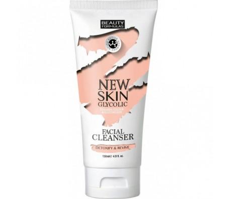 Beauty Formula New Skin Glycolic Acid Cleanser 150ml