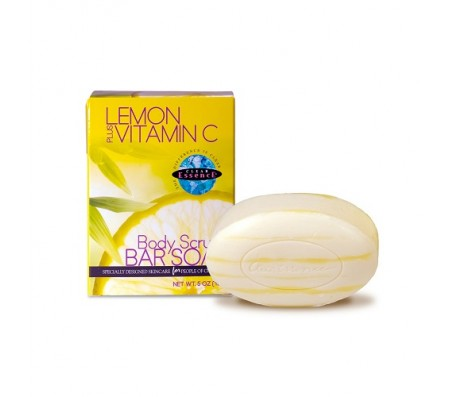 Lemon Plus Vitamin C Bar Soap