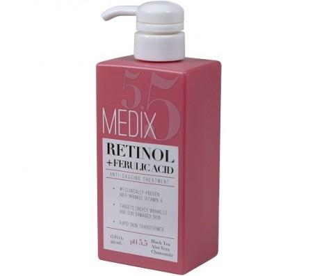 Medix 5.5 Retinol + Ferulic Acid Anti-Sagging Treatment 444ml