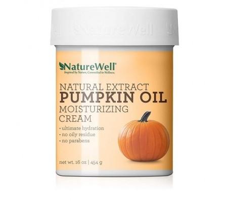 Naturewell Pumpkin Oil Moisturizing Cream 454g