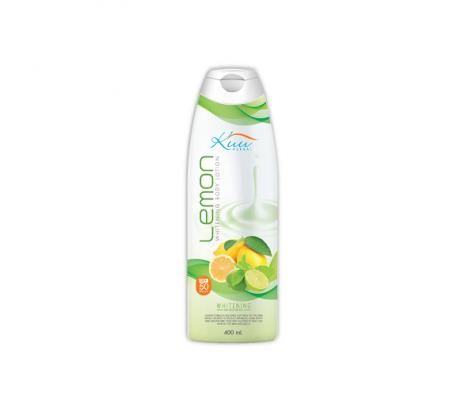 Kuu Herbal Lemon Whitening Body Lotion 400ml