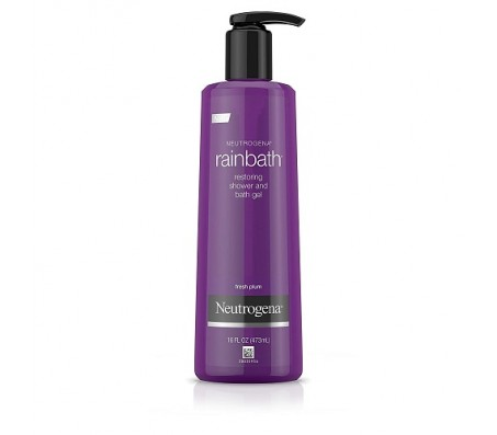 Neutrogena Rainbath Fresh Plum Restoring Shower & Bath Gel - 473ml