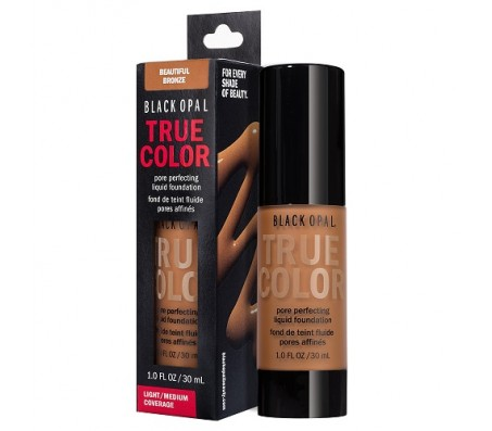 Black Opal True Color Pore Perfecting Liquid Foundation - Beautiful Bronze