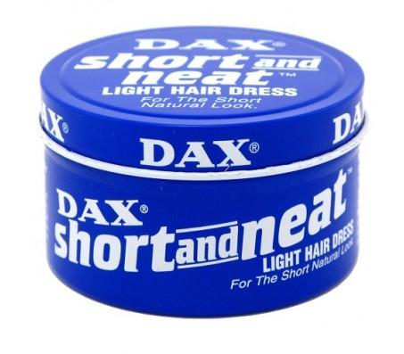 Dax Short and Neat Light Hair Dress 3.5oz