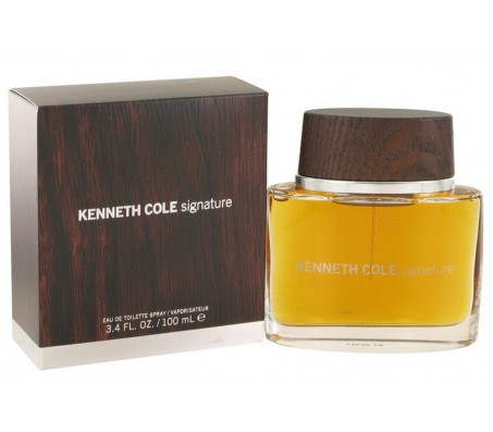Kenneth Cole Signature For Men EDT 100ml