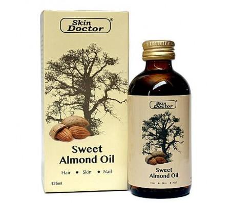 Skin Doctor Sweet Almond Oil - 125ml